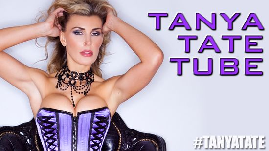 Tanya Tate, @TanyaTate, JLT, JustaLottaTanya, Tanya Tate Tube, Youtube, Channel, Trailer, Video, Cosplay Video, Sexy, Actress, Promo