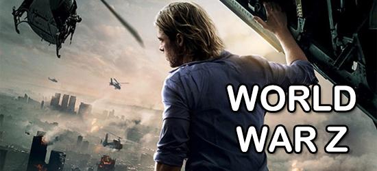 HGG World War Z Amazon Pre-order Blu-ray
