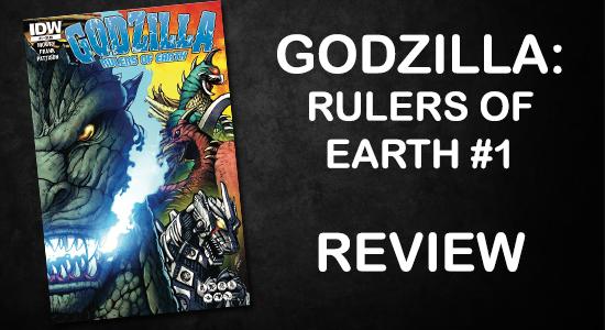 Hollywood Gone Geek, @HwoodGoneGeek, HGG, MonstarPR, Comic Book, Review, Entertainment, IDW, Godzilla, Godzilla: Rulers of Earth, Chris Mowry, Matt Frank, Zilla, Gigan, Kumonga, Mothra, Rodan, Space Godzilla