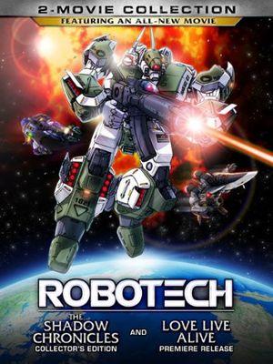 Robotech DVD SDCC San Diego Comic Con
