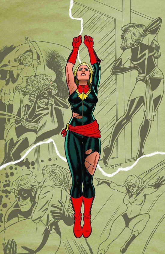 CAPTAIN MARVEL 14 Marvel Comics