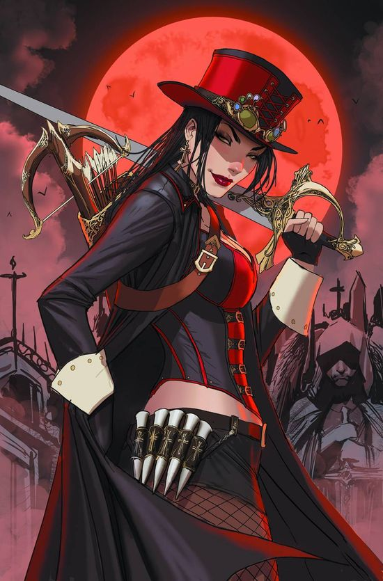 Vampires The Eternal 2  Zenescope