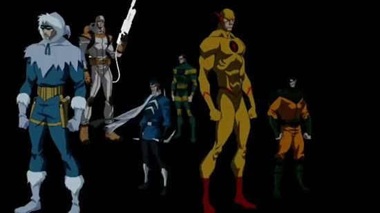 Justice League The Flashpoint Paradox DCAU 03