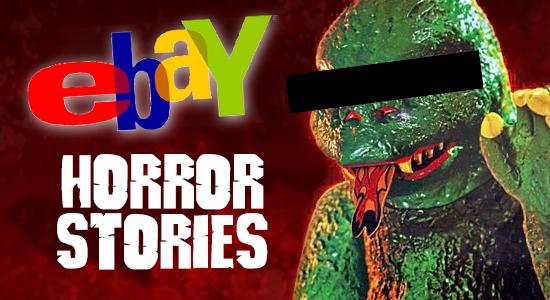 Ebay, Ebay Horror Stories, MonstarPR, Horror Stories, Godzilla, Mattel, Action Figure, Bidding, Auction, Toho, Vintage, Bidding