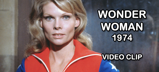 wonder woman, cathy lee crosby, dvd, 1974, pilot, dc comics, television, @Hwoodgonegeek, Hollywood Gone Geek, Live Action, superhero, comic book