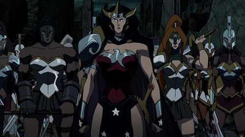 Justice League  The Flashpoint Paradox Wonder Woman