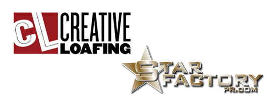 Creative Loafing, Star Factory PR, Publicity, Tips, PR, Public Relations, Interviews, Features, Spotlight