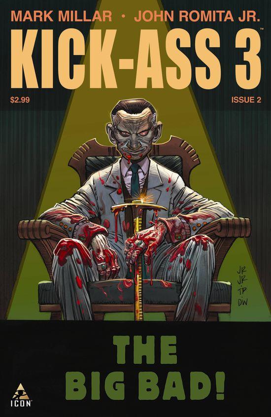 KICK-ASS 3 02 (OF 8)