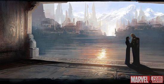 Thor The Dark World Marvel Images 009