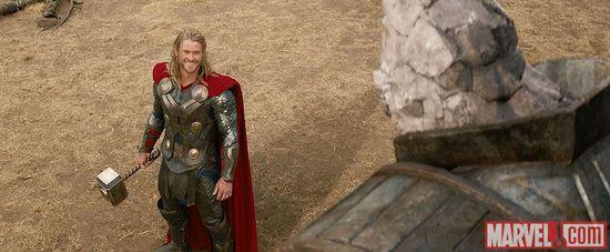 Thor The Dark World Marvel Images 011