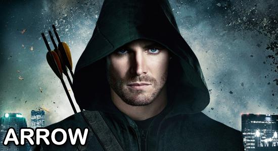 Arrow CW Dc Comics Television Superhero Green Hollywood Gone Geek copy