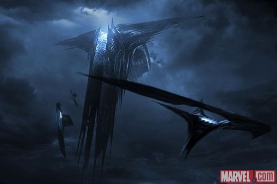 Thor The Dark World Marvel Images 008