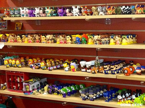 Puzzle Zoo, Toys, Vinyl Figures, Blind Box, Blind-box, Blind-boxing, Vinyl toys, Kidrobot, Funko Pop!, Funko Pop, Funko, Mystery Minis Tokidoki, Unicorno, The Loyal Subjects, GI Joe, Transformers, Simpsons, The Simpsons, Street Fighter, South Park, Dunny, Series