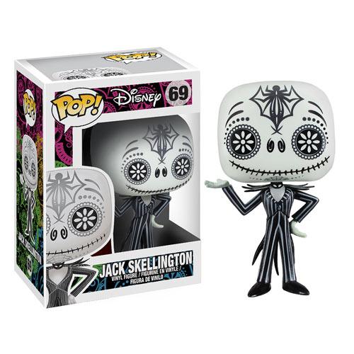 Nightmare Before Christmas Jack Skellington Day of the Dead Pop! Vinyl Figure Funko Pop Disney