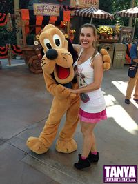 Tanya Tate, @TanyaTate, Disneyland, Dland, Halloween Carnival, Mickey Mouse, Donald Duck, Goofy, Pluto, Snow White, Disney, Space Mountain, The Matterhorn, Alice is Wonderland, It's Small World, The Mad Tea Party, The Haunted Mansion, Pirates of the Caribbean, Pictures, Annual pass, Ap Holder