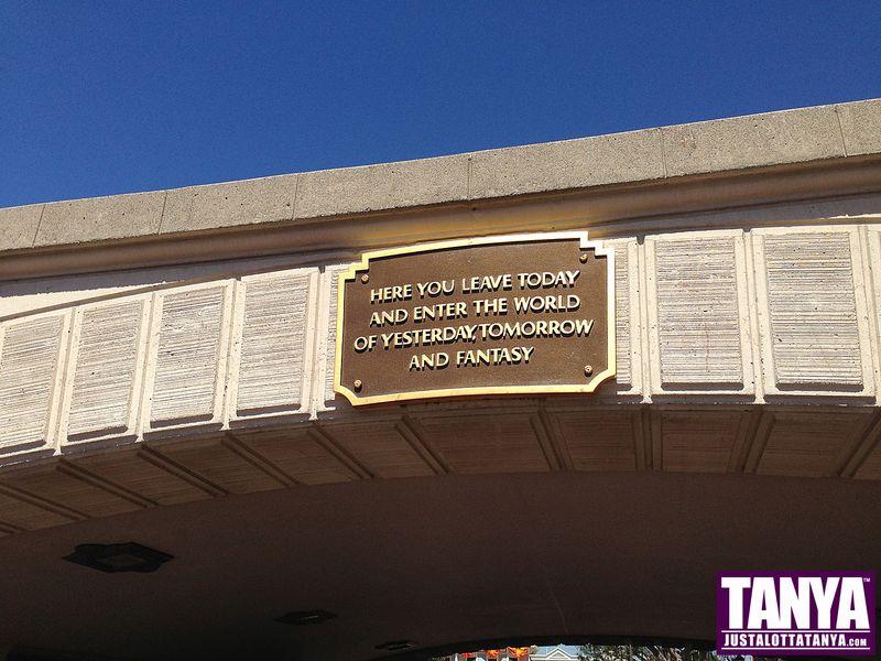 Tanya Tate Disneyland Disney Vacation Halloween 2013 010