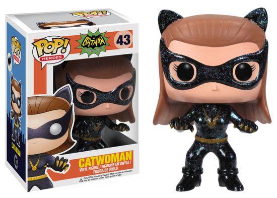 Catwoman Batman 66 Funko Pop Vinyl Figure Dc Comics Julie Newmar