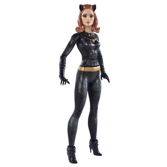 Catwoman Batman 66 Mattel Action Figure Dc Comics Julie Newmar