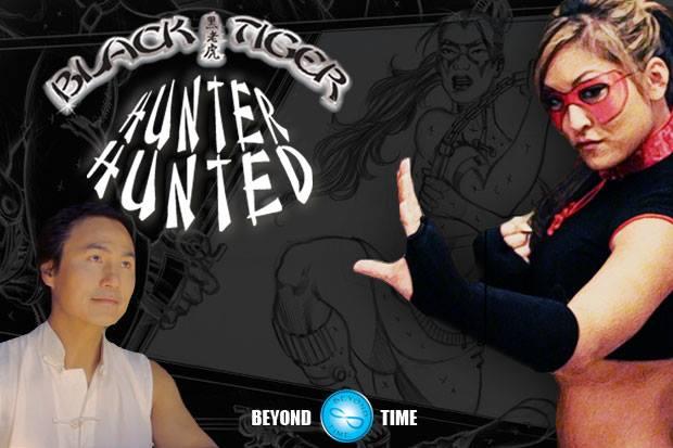 Black Tiger Hunter Hunted Kid Heroes Productions Beyond Time Angela Fong Robin Shou 1