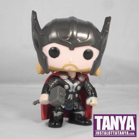 Tanya Tate, @TanyaTate, Hot Topic, Exclusive, Thor, Thor: The Dark World, Marvel, entertainment, Geek, Funko, POP, Vinyl Figures, Collectible, Action Figure, Bobblehead,  Helmet, Rare, Avengers