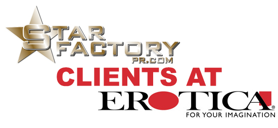 Star Factory PR Publicity Erotica UK 2013