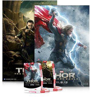 Thor The Dark World Thorsday Marathon AMC Theaters