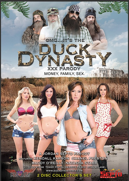 XXX Juicy   10 23 13 OMG…IT'S THE DUCK DYNASTY XXX PARODY  2 DISC