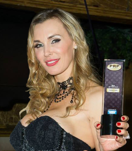 Tanya Tate, Paul Raymond Magazine Awards, Paul Raymond, MILF of the Year, Award Winner, 7th Award, TanyaTate.com, Star Factory PR, StarFactoryPR.com, @TanyaTate, British Awards, MILF, Pornstar, Adult Star, Model, Actress, London