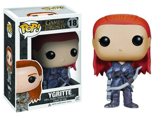 Ygritte Game of Thrones Funko Pop Series 3 GOT HBO 007