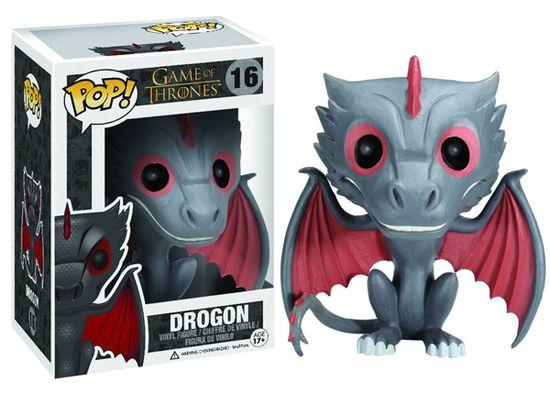 Drogon Game of Thrones Funko Pop Series 3 GOT HBO 001