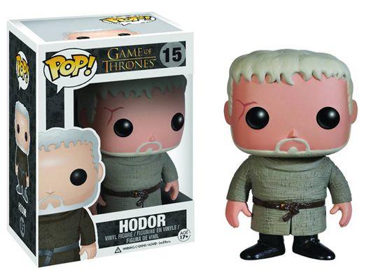Hodor Game of Thrones Funko Pop Series 3 GOT HBO 003