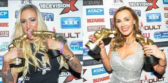 Angel Long Tanya Tate Shafta Awards 2013 Television X