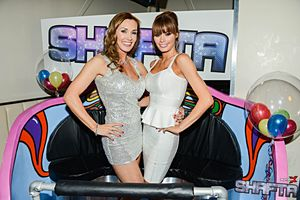 Tanya Tate and Chloe Sims