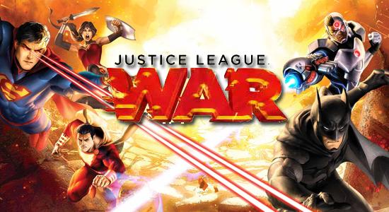 Justice League: War, Original Animation Video, OAV, Superman, Batman, Wonder Woman, Green Lantern, The Flash, Cyborg, Captain Marvel, JLA, DC Comics, DCU, Shazam, New 52, Animated Movie, DTV, Direct To Video, Trailer, Teaser, Superhero, Justice League, February 4, Darkseid, Blu-ray, DVD, Home Video, JLW