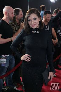 Lea Lexis AVN Awards 2014 Red Carpet 544600