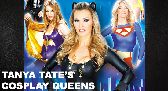 Cassie Laine, Amanda Tate, Annie Cruz, Catie Parker, Zoey Holloway, Nicki Hunter, Ela Darling, Tanya Tate, Exclusive, Images, Pictures, Cosplay Queens and Tied Up Teens, Cosplay, Sexy Geek Girls, Sexy, Naughty, Filly Films, Superhero, Tied Up, Bound, Lasso, Geek Girl, @TanyaTate, Hollywood Gone Geek, HGG, @HwoodGoneGeek