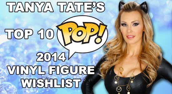 Tanya Tate, @TanyaTate, Funko, POP, Vinyl Figure, Collectible, Wishlist, 2014, Top 10, Harry Potter, Josie and the Pussycats, Hanna-Barbara, Darkseid, DC Comics, Fourth Doctor, Doctor Who, Tom Baker, Morticia, The Addams Family, Firestorm, H.R. PufnStuf, Emma Peel, The Avengers, Diana Rigg, Power Girl, Marvel Comics, Geek Girl, Review, Toy, Action Figure