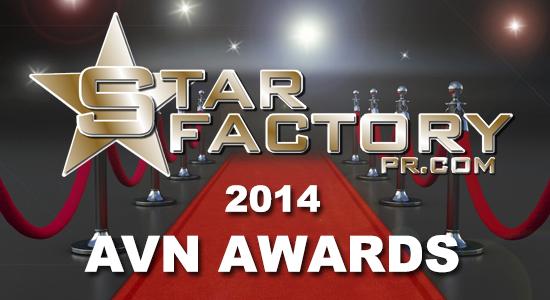 2014 AVN AWARDS Red Carpet Star Factory