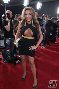 Richelle Ryan AVN Awards 2014 Red Carpet 544743