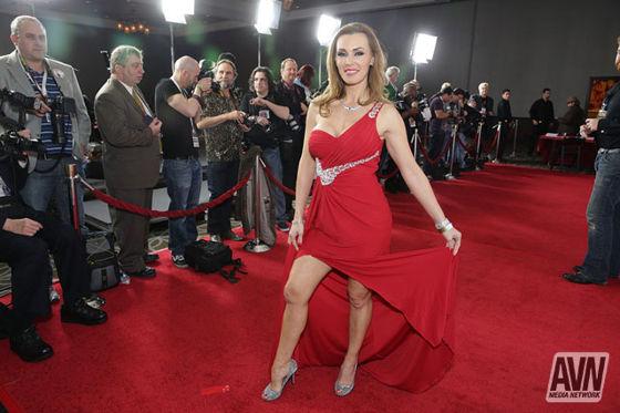 Tanya Tate AVN Awards 2014 Red Carpet 544536