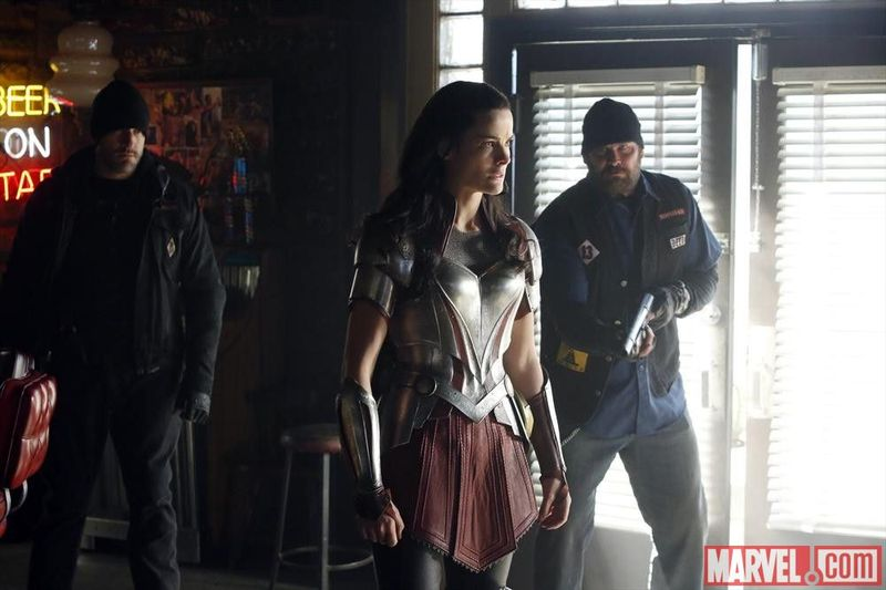 Marvel Agents of Shield Sif Thor 002