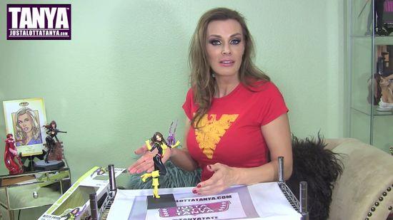 Kotobukiya Bishoujo Statue, Kitty Pryde, X-men, Marvel Comics, Superhero, Video, Review, Statue, Collectible, Comic Book, Tanya Tate, Review, @TanyaTate, Geek Girl, Sexy