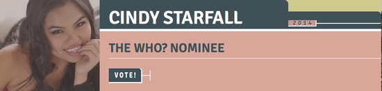 Star Factory PR The Fanny Awards Exxxotica 2014 Cindy Starfall 004