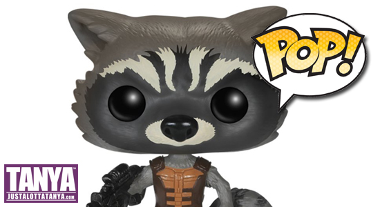 Funko POP Marvel Guardians of The Galaxy Vinyl Figure