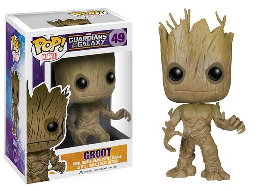 Funko POP Marvel Guardians of The Galaxy - Groot Vinyl Figure