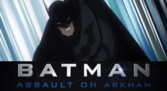 Batman - Assault on Arkham, Animated Movie, Video, Blu-ray, DVD, Batman, DC Comics, Superhero, Direct to Video, Video Game, Eliza Dushku, Matthew Gray Gubler, Neal McDonough, Troy Baker, Nolan North, Kevin Grevioux, CCH Pounder, Hynden Walch, Kevin Conroy, Cartoon, Arkham Asylum, Suicide Squad