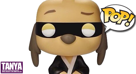 Tanya Tate, Funko, POP, Vinyl Figure, Black Robes, Hong Kong Phooey, Hanna Barbera, Limited Edition, Gemini Collectibles, Vinyl Figure, Toys, Action Figure, Collectible, Cartoon, 500