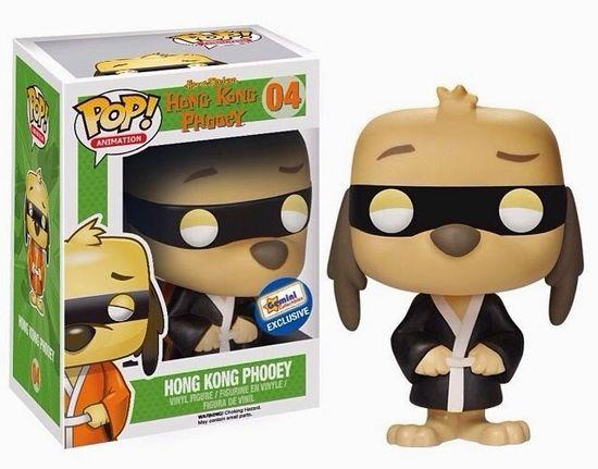 FUNKO POP Hong Kong Phooey Exclusive Gemini Vinyl Figure