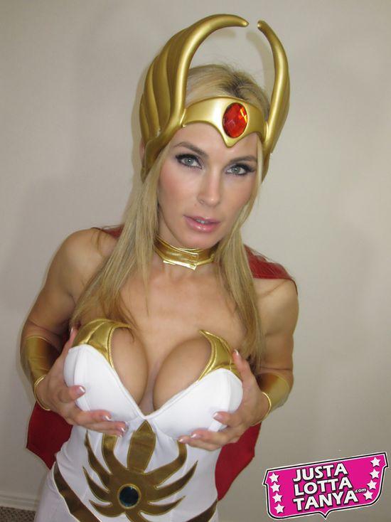 Tanya Tate She-Ra Cosplay Sexy