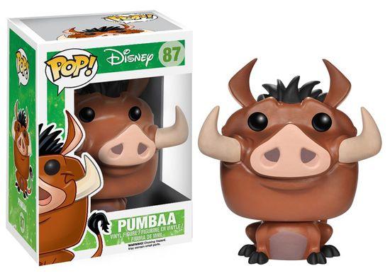 FUNKO POP Disney Lion King Pummba